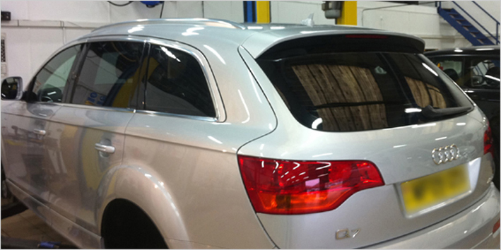 car tinting newport 9